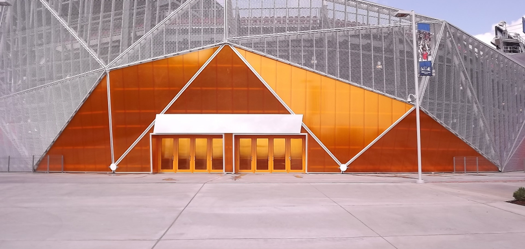 Houston Dynamo Exterior – Translucent Polycarbonate